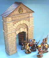 JOHN JENKINS PLAINS OF ABRAHAM QBGATE ST. LOUIS GATEWAY MIB