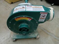 Grizzly Single Point Dust Collector