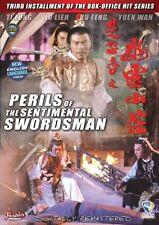 PERILS OF THE SENTIMENTAL SWORDSMAN - Hong Kong RARE Kung Fu Martial Arts Action