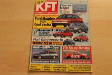 72874) ALFA ROMEO 155 DTM Analisi tecnica-KFT 06/1993