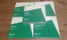 Microsoft Excel Non Commercial 2013 DVD x 5 pcs