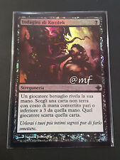 INDAGINI DI KOZILEK - INQUISITION OF KOZILEK ITA FOIL  -  MTG MAGIC [magicfun]