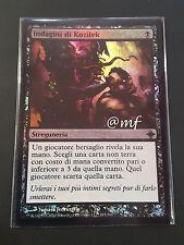 INDAGINI DI KOZILEK - INQUISITION OF KOZILEK ITA FOIL  -  MTG MAGIC [magicfun]