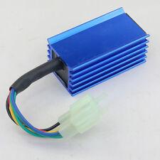 RACING CDI 125cc 150cc 200cc 250cc DIRT BIKE ATV 4+2 PINS BLUE