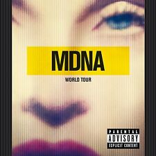 Madonna MDNA World Tour 2 CD - NEW & SEALED