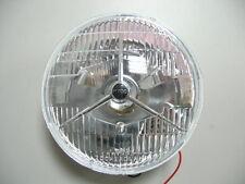"""Triumph Bonneville T100 Vintage Classic 7""""Head Light Head Lamp Modified Parts"""