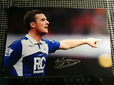 "Barry Ferguson - Scotland & Rangers - Personally Hand Signed 18""x12"" Photo + COA"