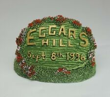 David Winter Cottages Eggars Hill - The Greenie 1996 Signed Very Rare! John Hine