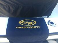 """Grady White embroidered Boat Boarding mat 20""""x36"""""""
