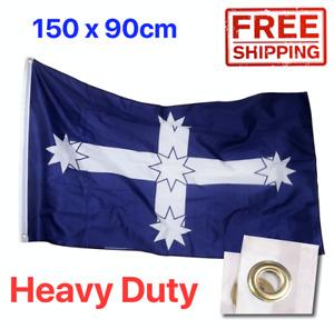 Eureka Stockade | Heavy Duty Flag | Southern Cross Australia Aussie OZ AU Large