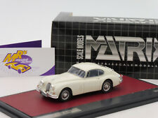 "Matrix MX41001-141 # Jaguar XK150 S 3.8 Fastback Baujahr 1960 in "" weiß "" 1:43"