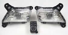 Next Gen Chevrolet Silverado OEM Fog Lamp Kit w/out Task Lighting NEW