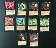 Lot #1 Cartes Magic MTG Mirage FR