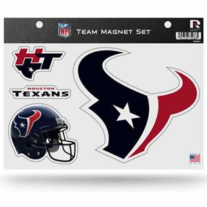 Rico NFL Houston Texans Team Magnet Set