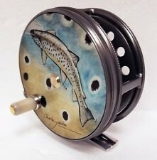 """NEW LIMITED EDITION HARDY PERFECT 3 1/8"""" #5/6WT CHARLES JARDINE BROWN #102/150"""