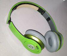 Beats by Dr. Dre Solo HD Headband Headphones - Green Read Description