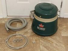 Vintage Bissell Big Green Multi- Purpose Deep Cleaner Machine w/ Hose Only