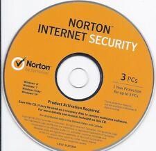 Symantec Norton Internet Security PC CD