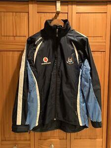 Ath Cliath Dublin GAA O'Neills Hooded Rain Jacket Gaelic Hurling Eire Medium