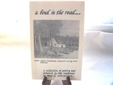 1982 A Bend In The Road by Beverly Enterprises Poetry Artwork PB Book 1st Ed