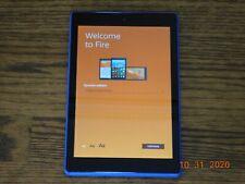 Amazon Kindle Fire HD8 (7th generation) 32GB Blue