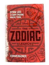 Zodiac Legacy Series Convergence by Stuart Moore & Stan Lee Hardcover 1st Ed