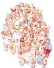 Czech Preciosa Crystal Bicone Celsian Mix 72 Loose Beads