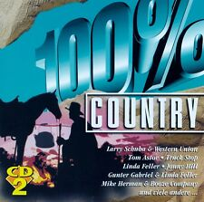 100 % COUNTRY VOL. 2 / CD - TOP-ZUSTAND