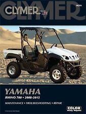 Yamaha Rhino 700 08-12 Workshop Manual