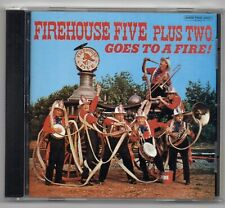 Firehouse Five Plus Two - Goes To A Fire!   (CD 2000)   Jazz
