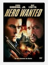Hero Wanted NEW WS DVD English & French Ray Liotta Cuba Gooding JR