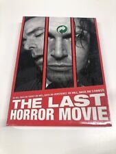 The Last Horror Movie - Ungeschnittene Fassung - DVD - NEU/OVP