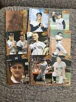 1994 Roger Maris Etched In Stone Set, Ted Williams Card Company, Mint Condition