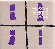 Depeche Mode I Feel You In trifold digipack UK CD Single