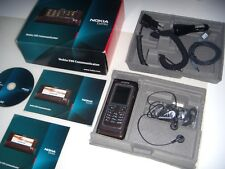 NOKIA E90 COMMUNICATOR MOCCA UNICO 2007 GIACENZA NOKIA+SCATOLA ACCESSORI COMPLET