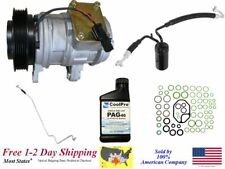 New AC A//C Compressor Kit 1999-2001 Jeep Grand Cherokee 4.7L only