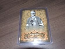 2008-09 UD ARTIFACTS LEGENDS  BOBBY HULL  #138