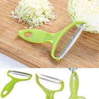 Wide Mouth Knife Cabbage Peeler Grater Fruit Descascador Slicer Peelers Cutter