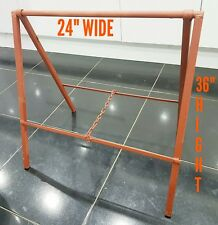 """MARKET STALL DISPLAY TABLE STAND (2x PIECE) 24"""" WIDE X 36"""" HIGHT"""