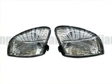 Pair Left and Right Corner Lamp Turn Signals Lights For Lexus LX470 1998-2002