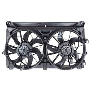 NEW COOLING FAN FITS CHEVROLET AVALANCHE 2007-2009 89023368 89024933 15780788