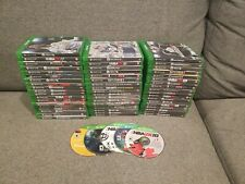*UNTESTED* Lot of 60 Microsoft XBOX One Games *AS-IS*