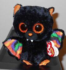 "Ty Beanie Boos ~ SCAREM the 6"" Halloween Bat ~ 2014 - MINT with MINT TAGS ~ RARE"