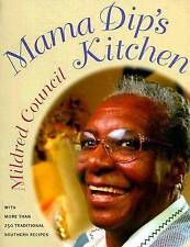 Mama Dip's Kitchen, Council, Mildred, Good Book