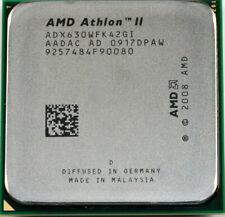 Lot (20 units) of AMD CPU Athlon II X4-630 2.8GHz Socket AM3