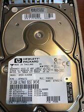 HP P1216A DPSS-318350 07N5277 ULTRA3 10K SCSI Hotswap Hard Drive 18.2GB 10000RPM
