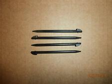 4x Nintendo 3DS XL Replacement Stylus Pen Black