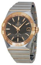 123.20.38.21.06.002   OMEGA CONSTELLATION 18K GOLD AUTOMATIC 38 MM MEN'S WATCH