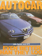 March Autocar Cars, 1990s Transportation Magazines