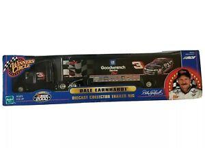 Dale Earnhardt #3 Diecast 1:64 Truck Semi-Trailer Rig Winners Circle 1999